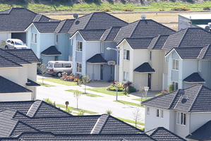 Reinz figures this week show annual house-price inflation runs at 10% nationally and 16% in Auckland. Photo / Thinkstock
