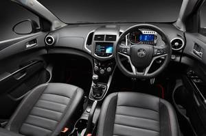 The Holden Barina RS comes with either a 6-speed manual or automatic gearbox. Photo / Supplied