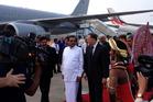Prime Minister John Key in Sri Lanka for the biennial Commonwealth Heads of Government meeting. Photo / Claire Trevett
