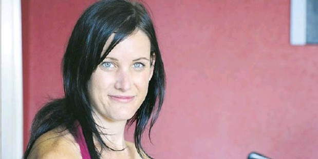 BATTLE WITH STRESS: Nikki Thorne, 30, says her addiction to sleeping pills almost cost her her life. She's now set up a Facebook page to help others.