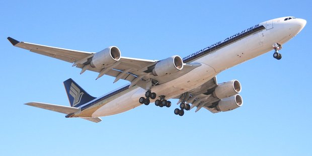 Singapore Airlines has been operating a direct route between Singapore and New York since 2004. Photo / Creative Commons image by Flickr user Aero Icarus