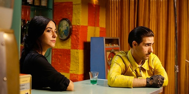 Giada Colagrande and Jason Schwartzman star in Wes Anderson's new short film created for Prada.