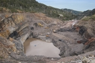 The Strongman mine. Photo / Greymouth Star