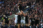 Sam Whitelock's performance was a memorable one. Photo / Getty Images