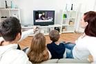 Families need to know that they don't have to buy a new TV set in order to go digital. Photo / Thinkstock