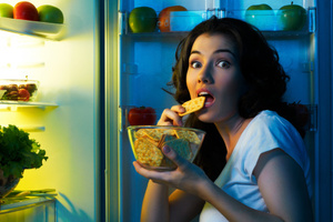 Louise Thompson looks at why we might comfort eat. Photo / Thinkstock