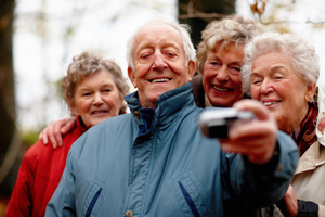 Selfies have taken the world by storm. Photo / Thinkstock