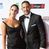 Benji Marshall and wife Zoe on the red carpet. Photo / Dean Purcell