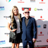Jamie McDell and Dave Dobbyn on the red carpet. Photo / Dean Purcell
