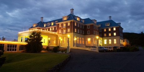 Spend a night in plush elegance at The Chateau.