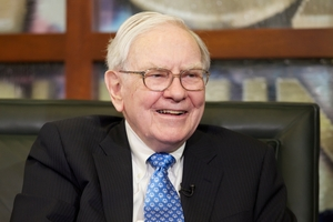 Warren Buffett is famous for advising investors to avoid putting money into airlines.Picture / AP