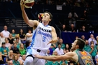 Daryl Corletto says the Breakers must stay focused to keep the Crocs' top players quiet. Photo / Getty Images