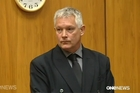 Disgraced ex-cop Gordon Meyer. Photo / One News
