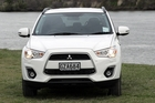Engine bigger; price smaller - the upgraded Mitsubishi ASX Sport diesel.