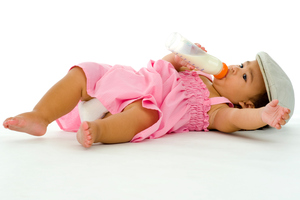 Biopure Health says sales of the firm's infant formula set a record last month. Photo / Thinkstock