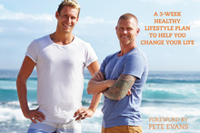 Bondi trainers, Luke and Scott, are pro-Paleo.