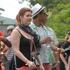 The crowd grooves to the beat at Ata Rangi Photo / James Elliston