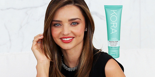 Miranda Kerr's Tinted Day Cream. Photos / Getty Images, Supplied