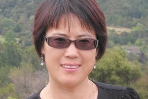 Rongmei Fan was found dead at her home in Miramar.