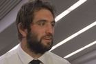 Sam Whitelock and Julian Savea reflect on the test played against England won by the AB's 30-22.