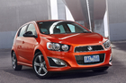 The Holden Barina RS will go on sale in New Zealand on December 1.