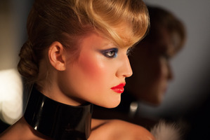 The latest Nars collection is inspired by the work of photographer Guy Bourdin. Photo / Supplied