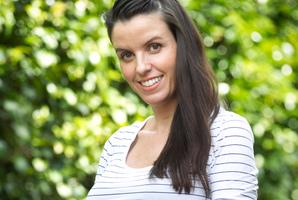 Lucia Tigri Brown backs 10-week check ups. Photo / Natalie Slade