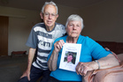 Jack and Barbara Beresford want closure. Photo / Natalie Slade