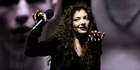 Watch: Lorde wins big at music awards