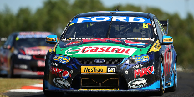 Mark Winterbottom has been making inroads on the gap between him and the top two, and says the Phillip Island round will be important.