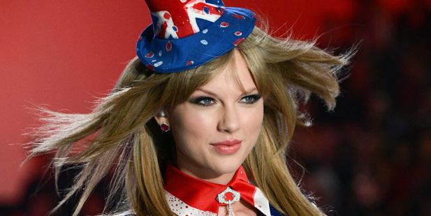Singer Taylor Swift. Photo / AP