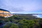 Kangaroo Island's Southern Ocean Lodge.