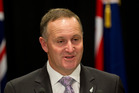 Mr Key has a Twitter account but has admitted he got his staff to tweet for him. Photo / NZ Herald