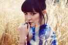 Kiwi singer Ginny Blackmore.