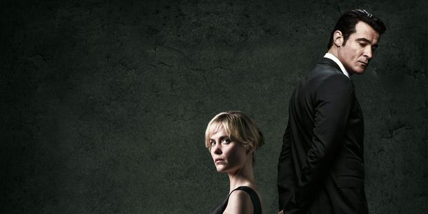 Radha Mitchell and Goran Visnjic star in the new drama  Red Widow .