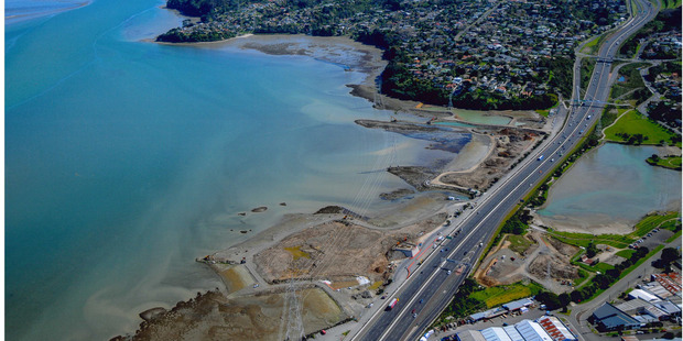 Onehunga Bay Project.