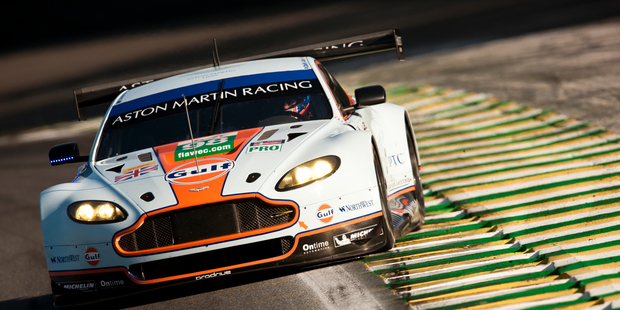 The rumours are swirling that Aston Martin want to sign Stanaway as a full-time driver for next year.