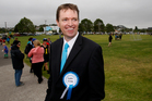 Colin Craig's Conservative Party did well in Upper Harbour at this year's local elections. Photo / Richard Robinson