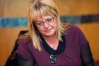 Te Rehia Papesch has apologised to Carolyn Gane, after she was denied a supported living payment, despite being eligible. Photo / NZ Herald