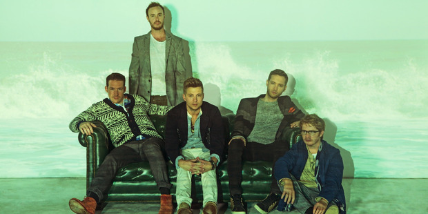 American pop-rock band One Republic.