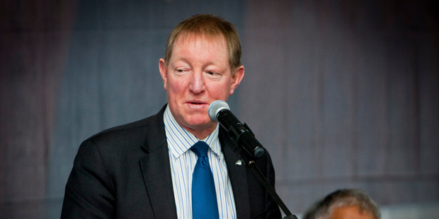 Conservation Minister Nick Smith.