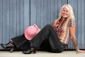 Lee Colvin has booked Suzanne Prentice for a summer concert. Photo / Michael Cunningham