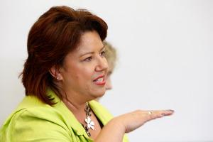 MP Paula Bennett. Photo / APN