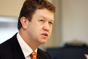 As Leader of the Opposition, David Cunliffe's pay will rise from $262,700 to $268,500. Photo / APN