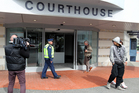 Charlie Ngapera, 32, appeared in Napier District Court and was sentenced to imprisonment after having a high-speed chase with his son in the car.