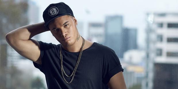 Stan Walker is nominated for the Vodafone Single of the Year and People's Choice Award in this year's VNZMA.