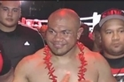 In the end Goliath was just too big for David - and David Tua ended his heavyweight boxing career in retirement last night.