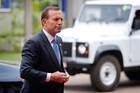 Tony Abbott sidestepped international concerns over human rights abuses stemming from Sri Lanka's civil war.