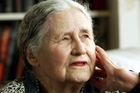 Bids for popularity were not Doris Lessing's thing.