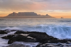 Table Mountain has been voted one of the Seven Natural Wonders of the World.